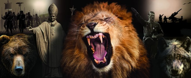 Evil Empires and Evil People—Wild Beasts of the Bible